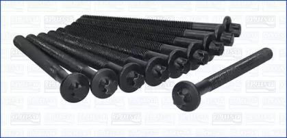 Комплект болтов головки цилидра 81024900 AJUSA
