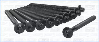 Комплект болтов головки цилидра 81031800 AJUSA