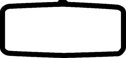 Прокладка, крышка головки цилиндра 023150P CORTECO