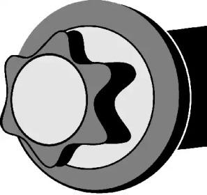 Комплект болтов головки цилидра 016752B CORTECO