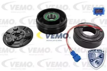Электромагнитное сцепление, компрессор V15-77-1011 VEMO