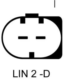 Генератор LRA03152 LUCAS ELECTRICAL