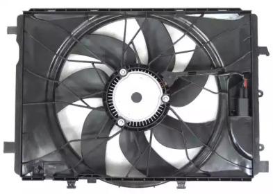 Вентилятор, охлаждение двигателя 47443 NRF