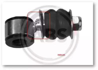 Тяга / стойка, стабилизатор 260122 A.B.S.
