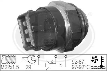 Термовыключатель, вентилятор радиатора 330272 ERA