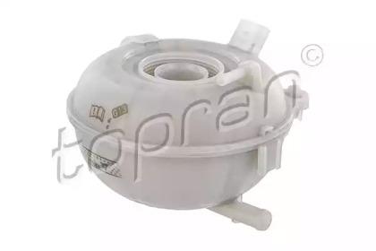 Компенсационный бак, охлаждающая жидкость 116 635 TOPRAN