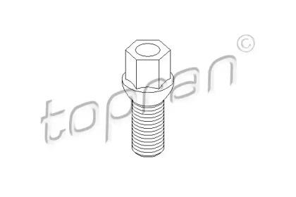 Болт для крепления колеса 111 477 TOPRAN