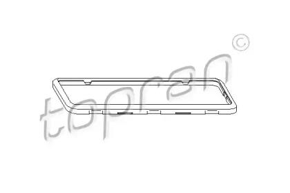 Прокладка, крышка головки цилиндра 720 106 TOPRAN