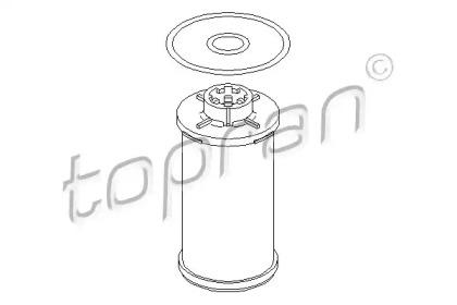 Гидрофильтр, автоматическая коробка передач 113 241 TOPRAN