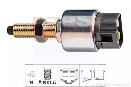 Выключатель фонаря сигнала торможения 1.810.044 EPS