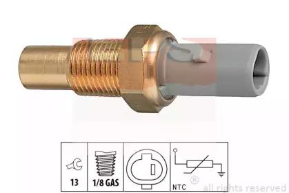 Датчик, температура охлаждающей жидкости 1.830.184 EPS