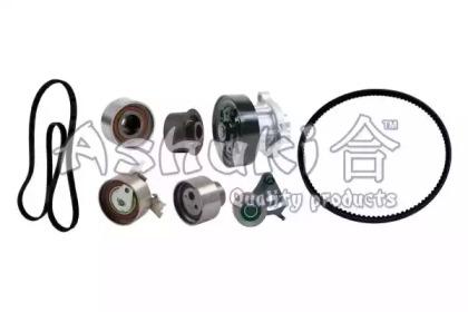 Ременный шкив, коленчатый вал H886-02 ASHUKI