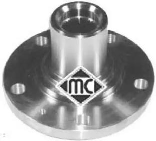 Ступица колеса 90101 Metalcaucho