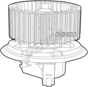Вентилятор салона DEA01002 DENSO