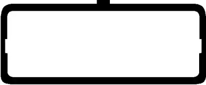 Прокладка, крышка головки цилиндра X06304-01 GLASER