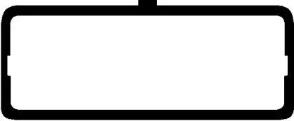 Прокладка, крышка головки цилиндра 71-31146-00 VICTOR REINZ